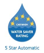 Automatic Car Wash Water Rating