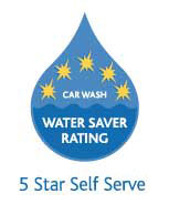 Self Service Car Wash Water Rating